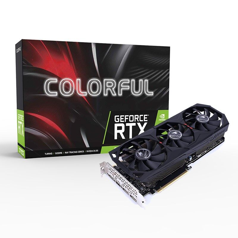 Colorful GeForce RTX 2070 SUPER Gaming ES